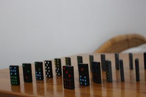 dominos marco lermer 1406710 unsplash 300x200 - Silent Dominos